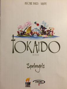Tokaido Handleiding