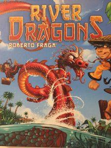 River Dragons Voorkant doos