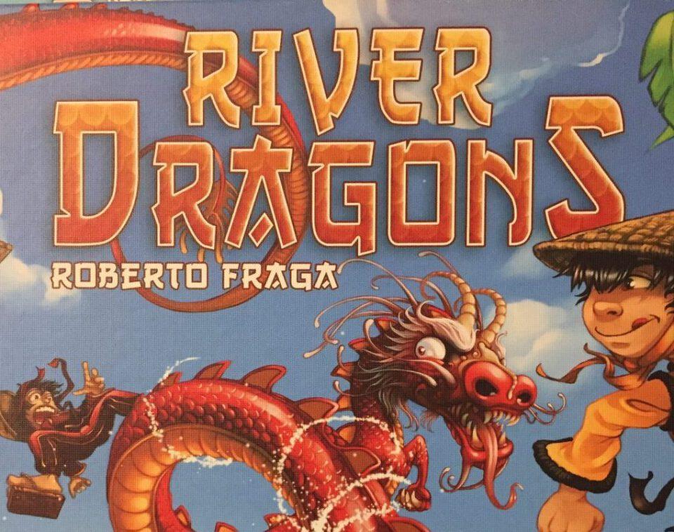 Bordspel River Dragon