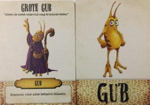 Gubs Gubskaarten
