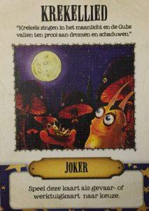Gubs Jokerkaart